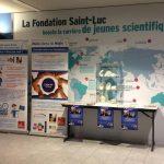 Exposition aux cliniques St Luc de Bruxelles